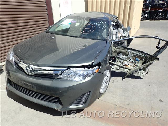 Parting Out 2014 Toyota Camry Stock 7323or Tls Auto Recycling
