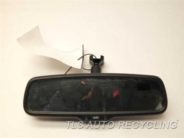 2015 Toyota Camry Rear View Mirror Interior 87810 06180black