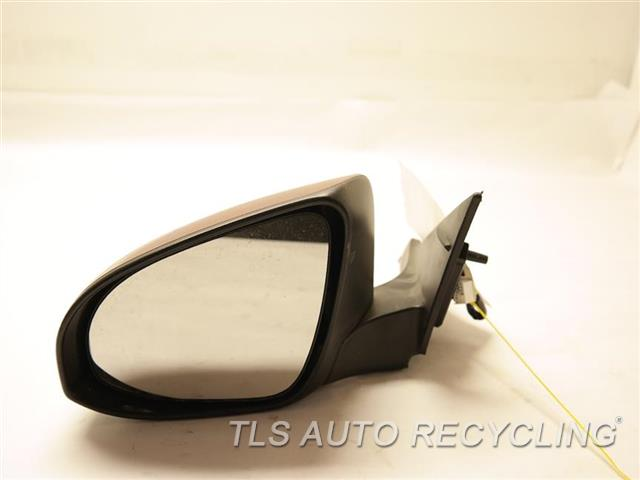 2016 Toyota Camry Side View Mirror 87906 06040red Driver Side View