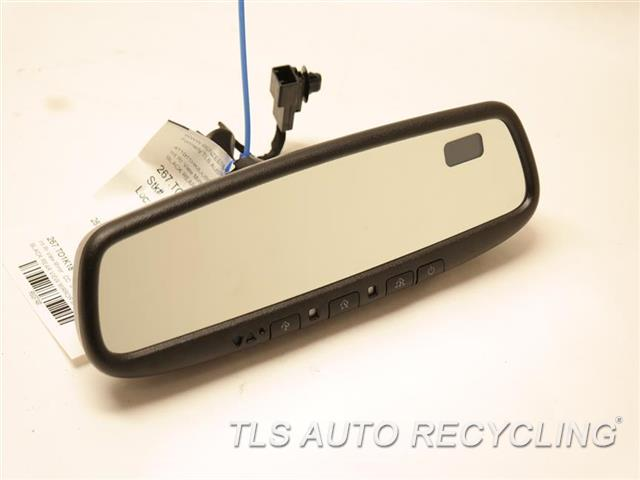 2018 Toyota Camry Rear View Mirror Interior 87810 06200 Used A