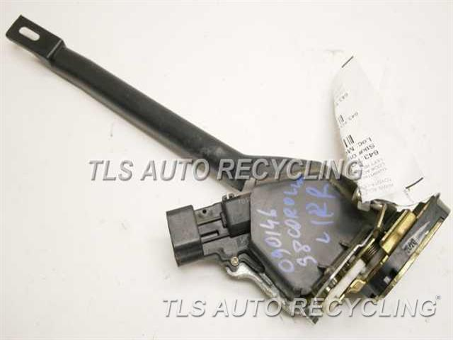 1998 toyota corolla lock actuator - 69306-02040left rear ... 2008 impala door lock actuator wiring diagram 1998 toyota corolla door lock actuator wiring diagram #1