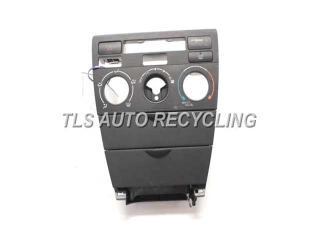 2006 Toyota Corolla Interior Parts Misc 55420 02160 SCUFF LOWER DASH CUBBY  ASSEMBLY