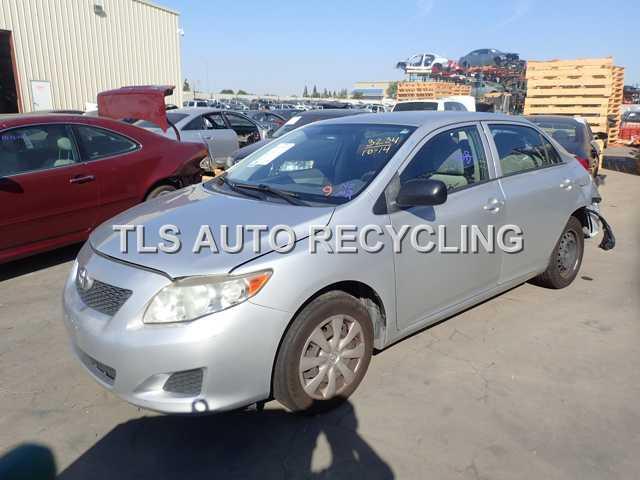 2009 Toyota Corolla Parts Stock# 5188BL