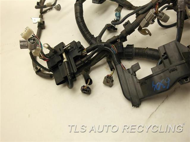 2009 Toyota Corolla Engine Wire Harness
