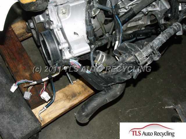 Toyota Corolla Engine Wiring Harness : Toyota corolla engine wire harness  j