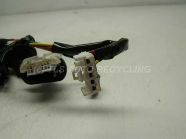 2010 Toyota Corolla Body Wire Harness Lock Window 8215412640 Driver Rear Door: Toyota Corolla Wiring Harness At Aslink.org