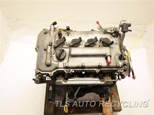 2010 toyota corolla engine assembly 1 used a grade. Black Bedroom Furniture Sets. Home Design Ideas