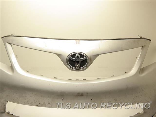2013 Toyota Corolla Bumper Cover Front Missing Lower