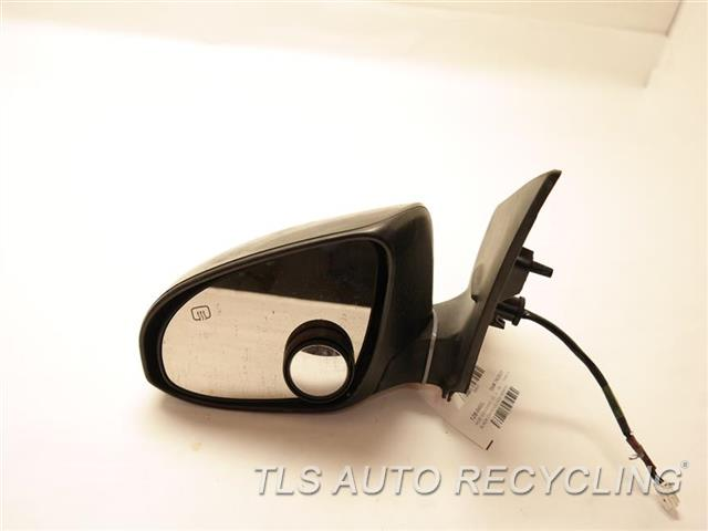 2014 Toyota Corolla Side View Mirror 87940 02f30 C0black Driver