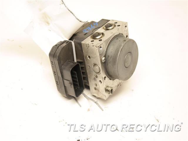2015 Toyota Corolla Anti Lock Brake Pump With Sport Suspension