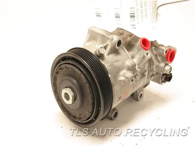 Genuine OEM Toyota Corolla recycled Auto parts - 2017 ac compressor online   TLS Auto Recycling