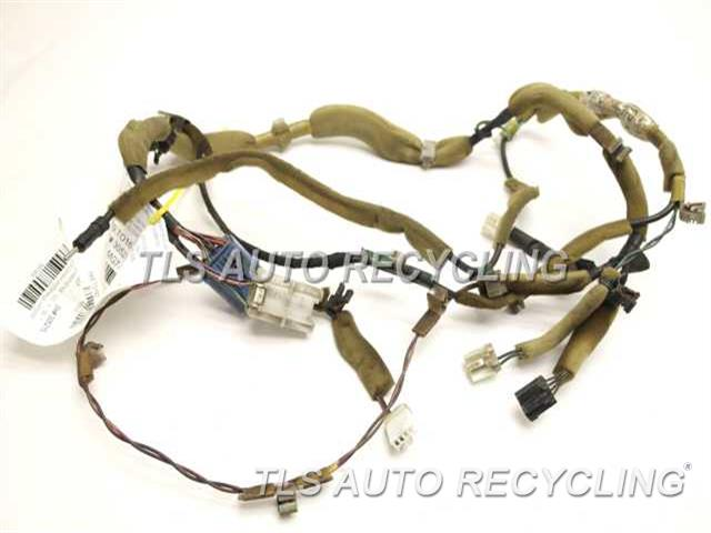 2007 toyota fj cruiser dash wire harness 82142 35070. Black Bedroom Furniture Sets. Home Design Ideas