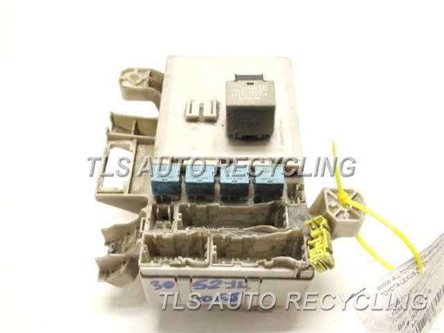 2007 toyota fj cruiser fuse box driver dash fuse box 82730-35381