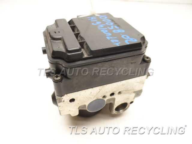 2002 Toyota Highlander Abs Pump  4451048020 ABS PUMP ANTI-LOCK BRAKE