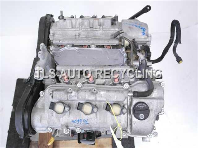 2006 Toyota Highlander engine assembly - 3.3LENGINE LONG ...