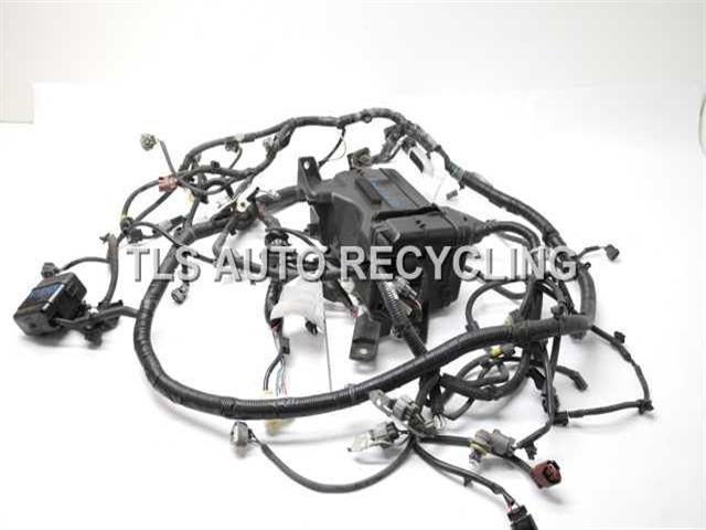 2007 toyota highlander engine wire harness 82111 48a62. Black Bedroom Furniture Sets. Home Design Ideas