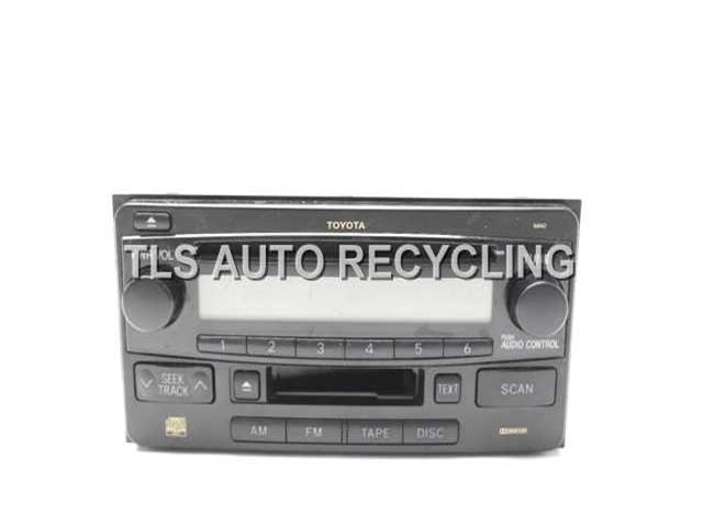 toyota_highlandr_2007_radio_audio_160705_01 2007 toyota highlander radio audio amp 86120 52241 used a 2004 Ford Explorer Stereo Wire Harness at alyssarenee.co