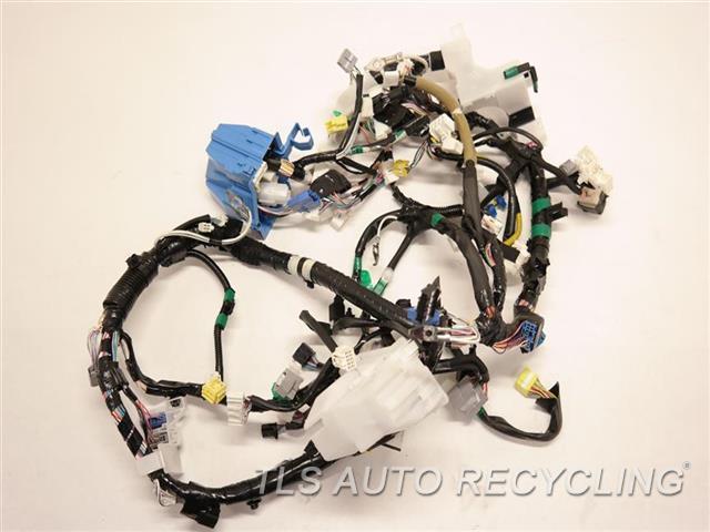 2008 Toyota Highlander Dash Wire Harness