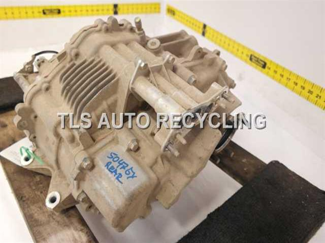 2008 Toyota Highlander Engine Assembly  REAR ELECTRIC ENGINE G1050-48010