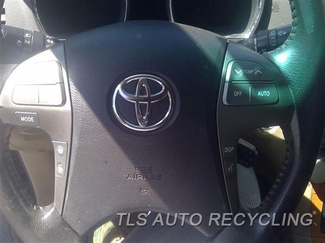2009 Toyota Highlander Air Bag  LH,DRIVER, WHEEL