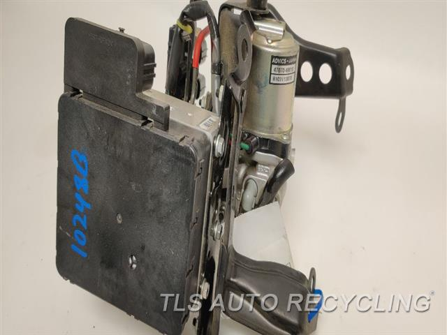 2009 Toyota Highlander Abs Pump  ACTUATOR AND PUMP COMPLETE ASSEMBLY