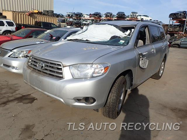 2009 Toyota Highlander Parts Stock# 7608GY