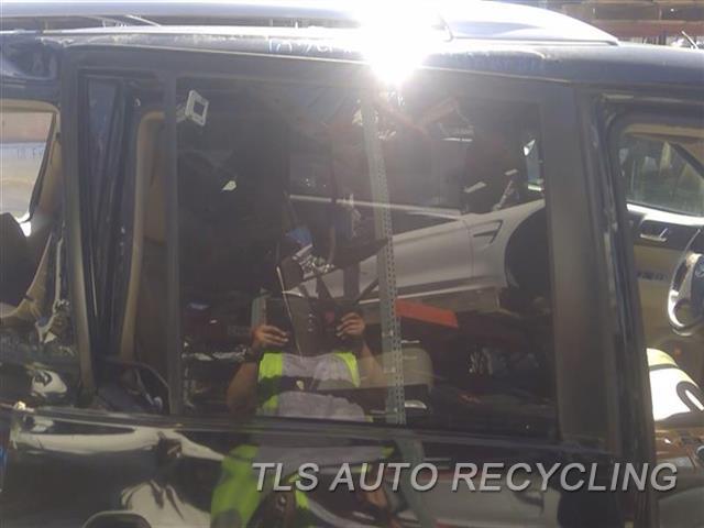 2009 Toyota Highlander Door Glass, Rear  RH