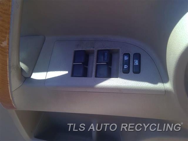 2009 Toyota Highlander Door Elec Switch  LH,DRIVER``S, (MASTER)