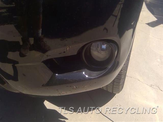 2009 Toyota Highlander Front Lamp  LH,FOG-DRIVING, (BUMPER MOUNTED), L