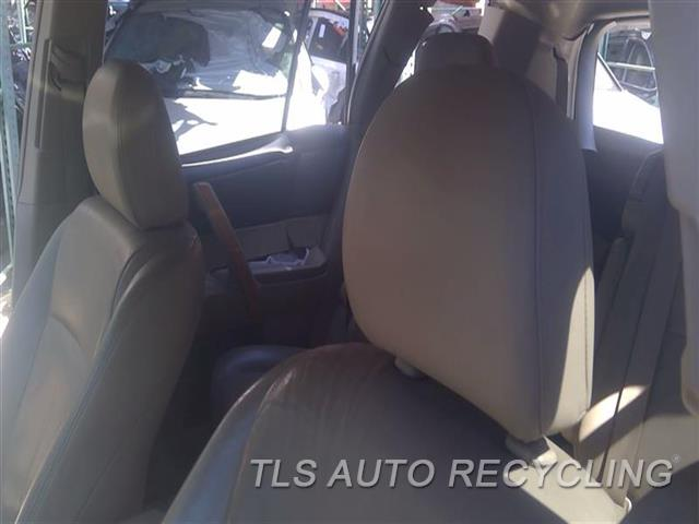 2009 Toyota Highlander Headrest  TAN,LEA FRONT