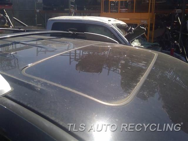 2009 Toyota Highlander Roof Assembly  BLK,SUN,SUNROOF