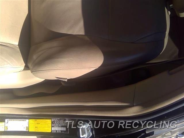 2009 Toyota Highlander Seat Belt Front  TAN,(BUCKET), DRIVER, RETRACTOR