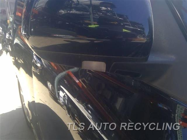 2009 Toyota Highlander Side View Mirror  RH,BLK,POWER, (FOLDING), R., PUDDLE