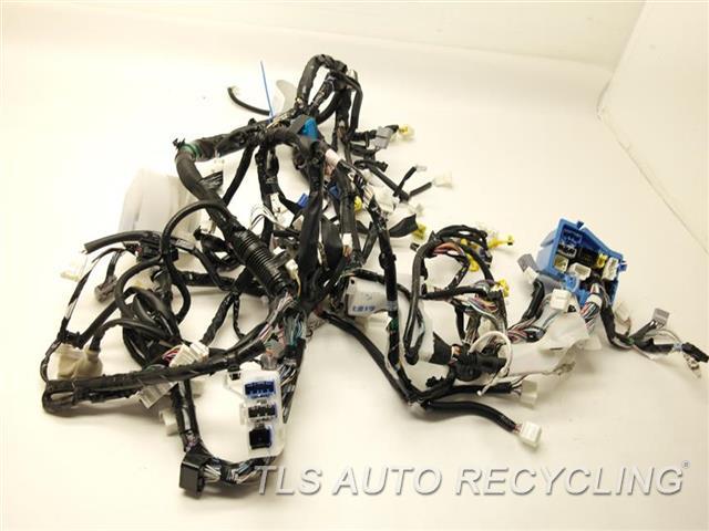 2013 Toyota Highlander Dash Wire Harness