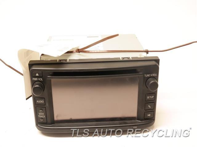 2013 Toyota Highlander Radio Audio    Amp - 86140-0e110radio   Display Screen 86140-0e110