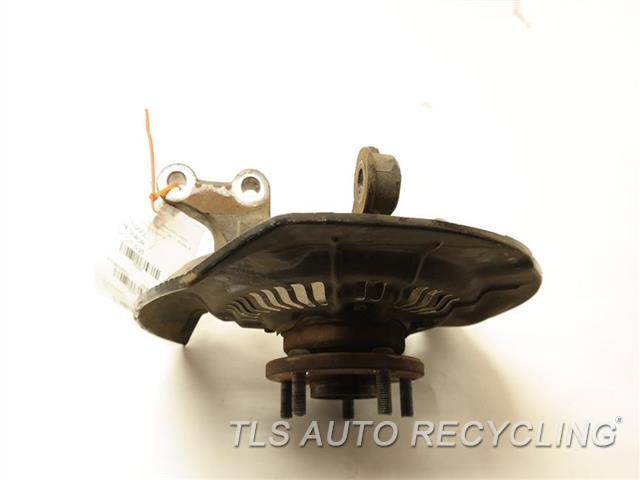 2014 Toyota Highlander Spindle Knuckle, Fr 43212-48010 43502-28100 DRIVER FRONT KNUCKLE W/HUB