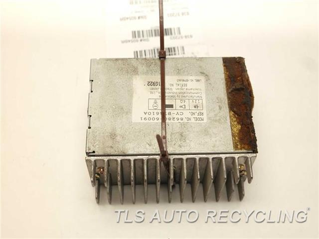 1997 Toyota Land Cruiser Radio Audio / Amp  AUDIO AMPLIFIER 86280-60091