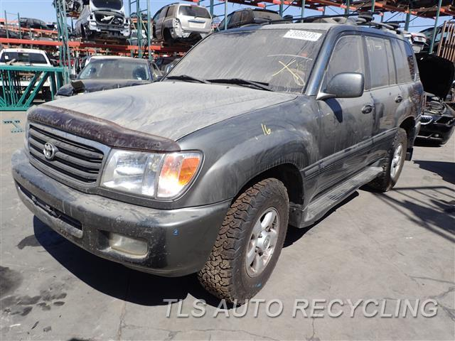 2000 Toyota Land Cruiser Parts Stock# 6322BL