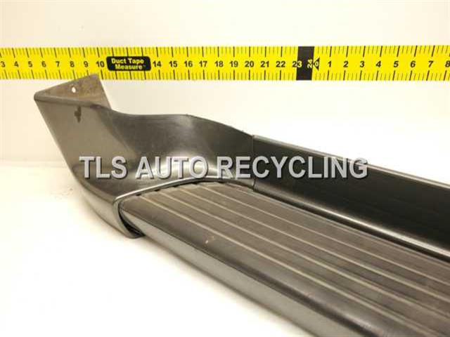 2000 Toyota Land Cruiser Running Board 51774-60130   GRAY DRIVER RUNNING BOARD