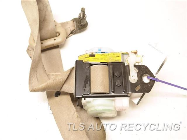 2000 Toyota Land Cruiser Seat Belt Front  (BUCKET), PASSENGER, RETRACTOR