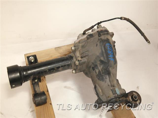 Toyota Front Differential