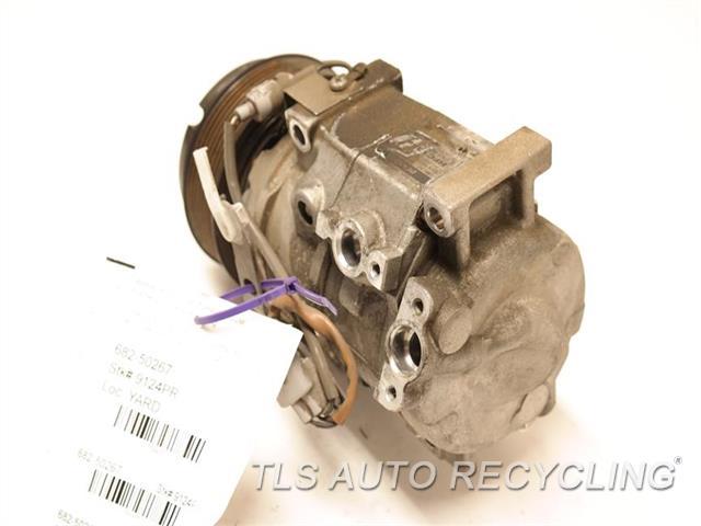 2014 Toyota Land Cruiser Ac Compressor  AC COMPRESSOR 88320-6A320