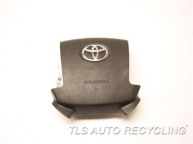 2014 Toyota Land Cruiser Air Bag  BLK,DRIVER WHEEL AIR BAG