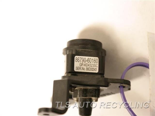 2014 Toyota Land Cruiser Camera 86790-60160 RH,CAMERA, SIDE (MIRROR MOUNTED), R