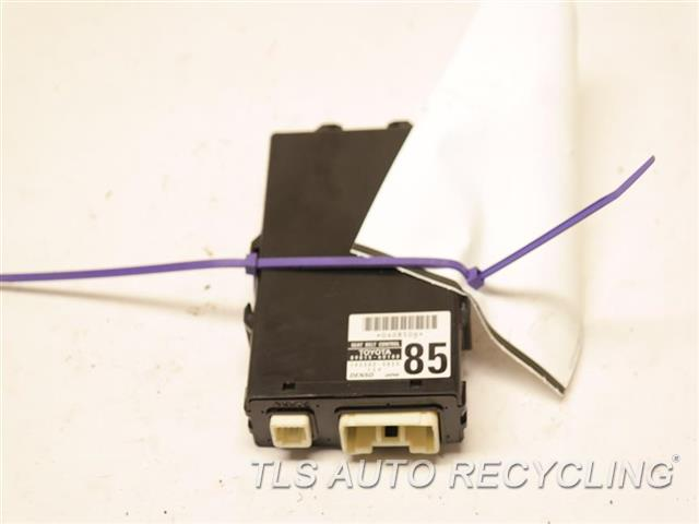 2014 Toyota Land Cruiser Chassis Cont Mod  89815-60100 SEAT BELT CONTROL MODULE