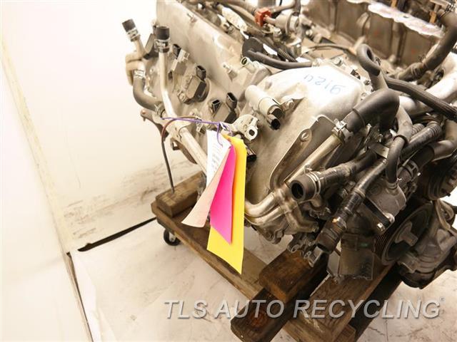 2014 Toyota Land Cruiser Engine Assembly  ENGINE ASSEMBLY 1 YEAR WARRANTY
