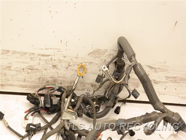 2014 Toyota Land Cruiser Engine Wire Harness  MAIN ROOM HARNESS 82121-60E00
