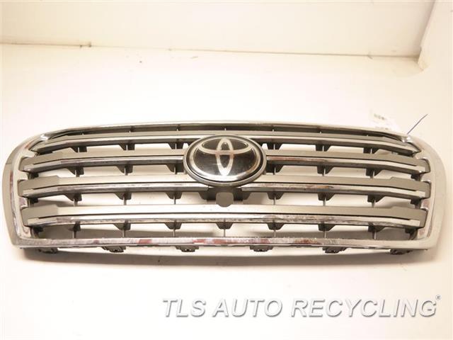 2014 Toyota Land Cruiser Grille  GRY,UPPER, ADAPTIVE CRUISE