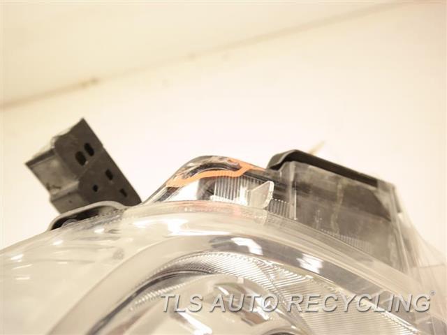 2014 Toyota Land Cruiser Headlamp Assembly CRACK ON EDGE LENS, ONE DAMAGE TAB RH. HEADLAMP