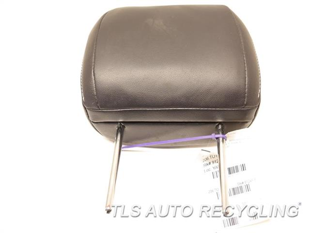 2014 Toyota Land Cruiser Headrest  BLK,LEA,REAR,HEADREST 2 ROW